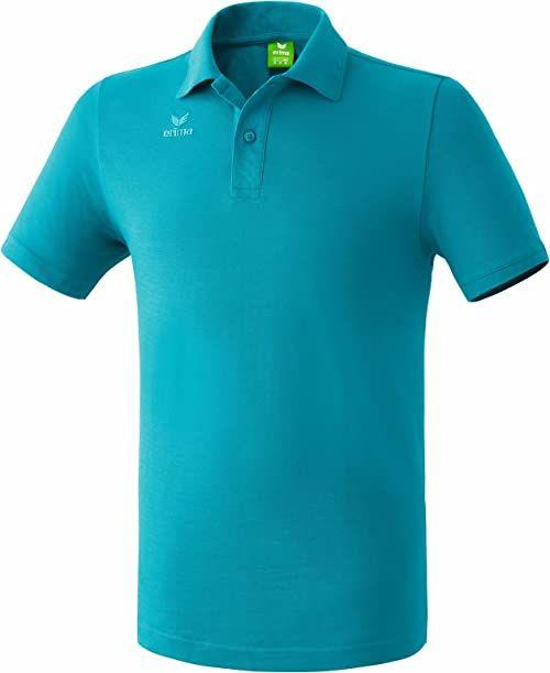 Erima Teamsport koszulka polo turkusowy Petrol 116