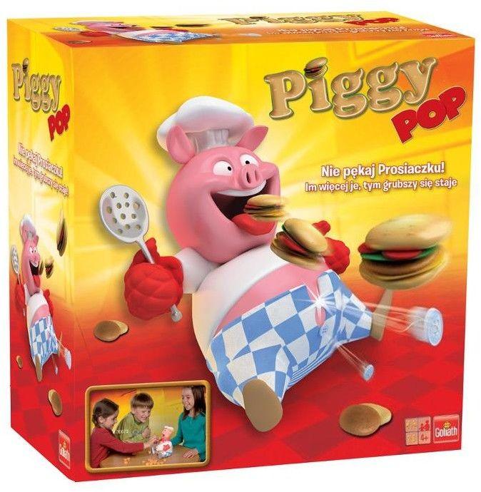 Gra Piggy Pop 2.1