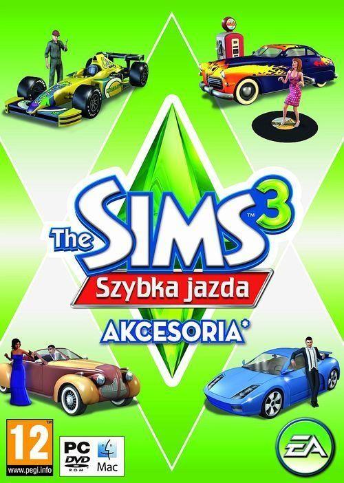 The Sims 3 Szybka Jazda (akcesoria) (PC) klucz Origin