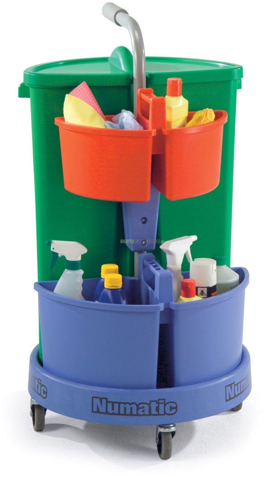 Numatic NC 3 - wózek do sprzątania