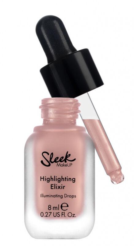 Sleek - Highlighting Elixir - Illuminating Drops - Płynny rozświetlacz - SHE GOT IT GLOW