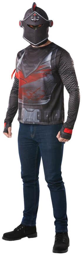 Kostium Czarny Rycerz dla mężczyzny - Roz. M