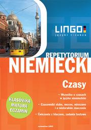 Niemiecki. Czasy. Repetytorium - Ebook.