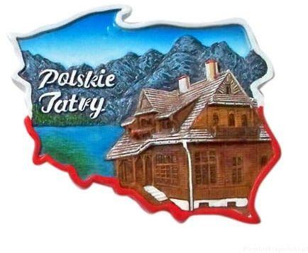 Magnes kontur Tatry