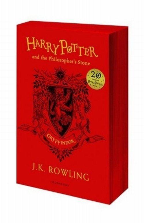 Harry Potter and the Philosophers Stone, Gryffindor ZAKŁADKA DO KSIĄŻEK GRATIS DO KAŻDEGO ZAMÓWIENIA