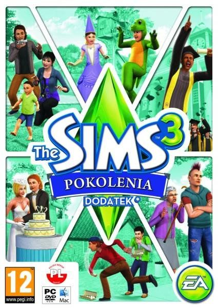 The Sims 3: Pokolenia (PC) klucz Origin