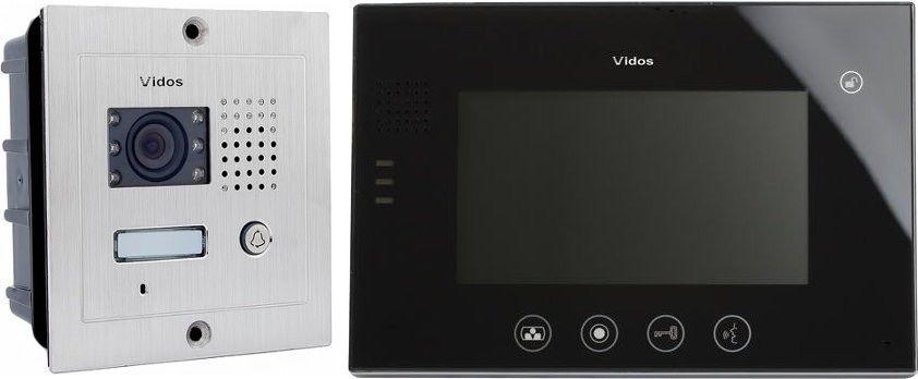 Wideodomofon vidos m670b/s601 - szybka dostawa lub możliwość odbioru w 39 miastach
