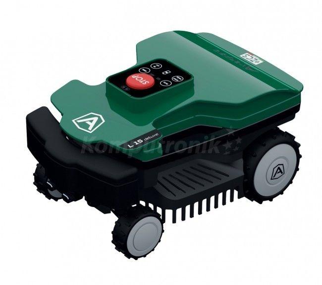 Ambrogio Robot koszący akumulatorowy L15 DELUXE (AM015D0FAZ) --- OFICJALNY SKLEP Zucchetti Ambrogio