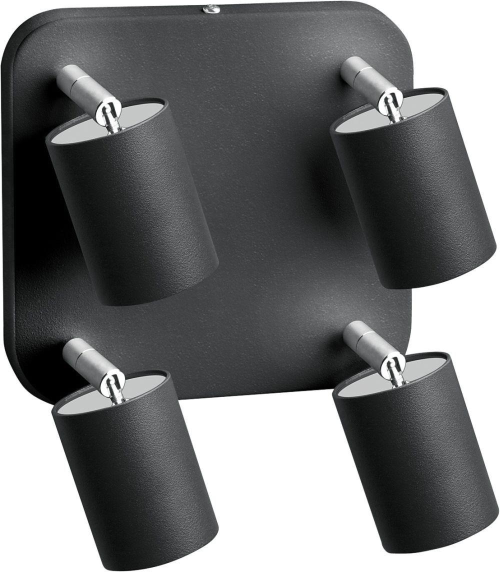 Eye lampa sufitowa 4 punktowa grafitowa 6137 spot - Nowodvorski // Rabaty w koszyku i darmowa dostawa od 299zł !