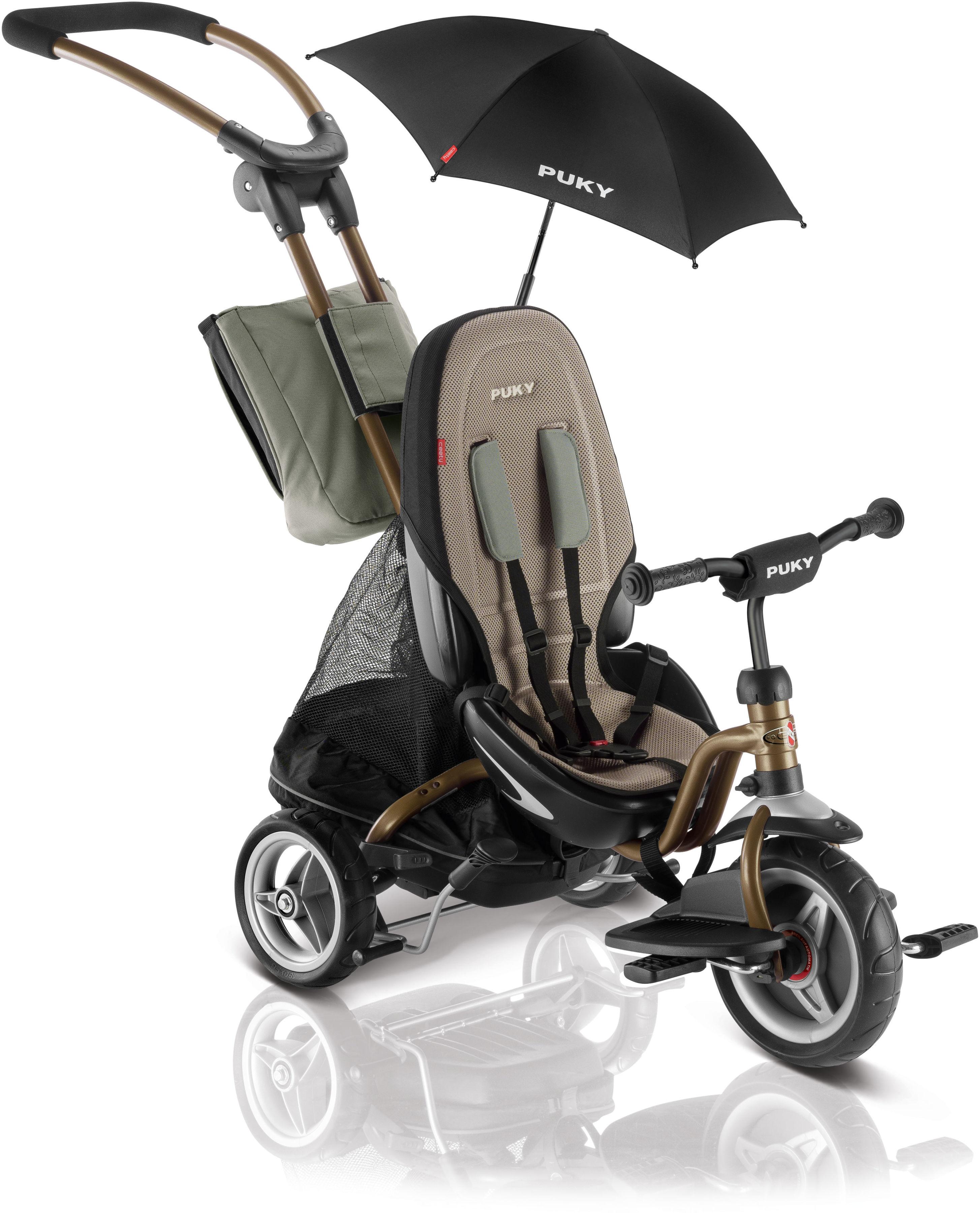 Puky CAT S6 Ceety rowerek trójkołowy bronze 2416
