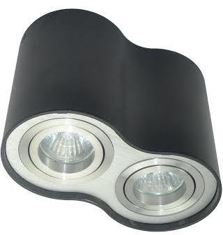 Lampa sufitowa RONDOO SL 2 50407-BK Zuma Line  SPRAWDŹ RABATY  5-10-15-20 % w koszyku