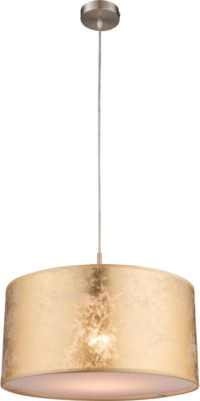 Globo AMY 15187H lampa wisząca złota 1xE27 60W 40cm