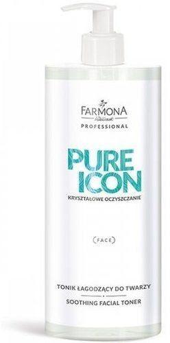 Farmona PURE ICON Kryształowy Tonik łagodzący do twarzy - 500 ml