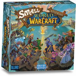 Days of Wonder - Small World of Warcraft - Gra planszowa