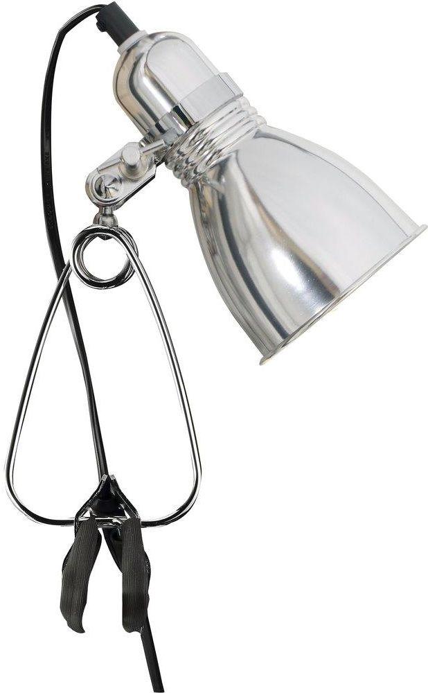 Lampa biurkowa Photo 59372029 Nordlux aluminiowa oprawa z klipsem