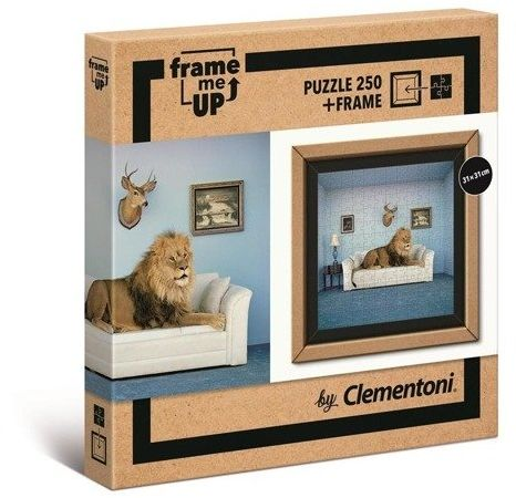 Puzzle Frame Me Up The master of the house 250