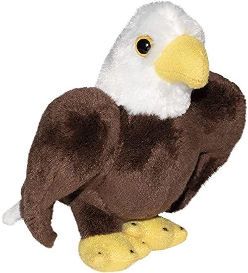 Wild Republic 21170 Led Eagle Pocketkins