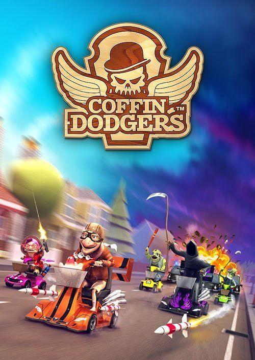Coffin Dodgers (PC) Klucz Steam