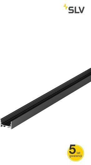 Oprawa sufitowa GRAZIA 20 LED natynkowy, 1m, czarna 1000528 - Spotline / SLV