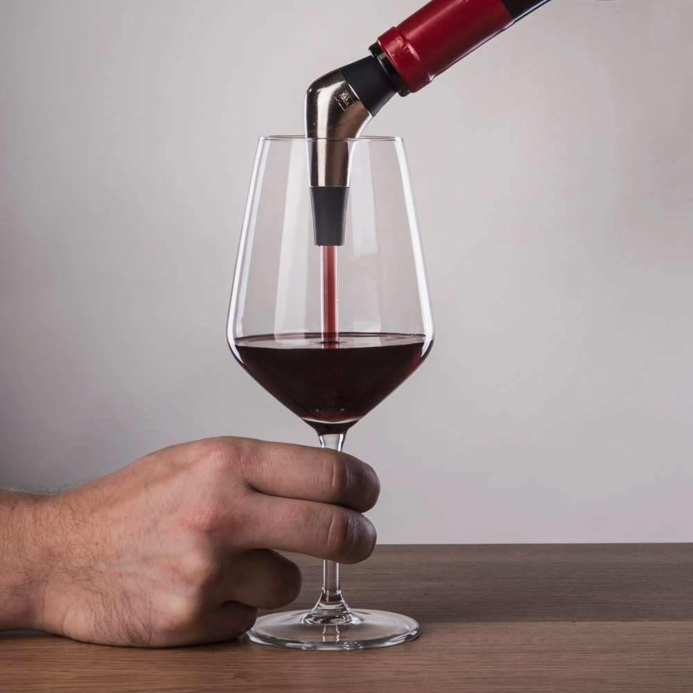 Nalewak do powolnego nalewania wina Vacu Vin