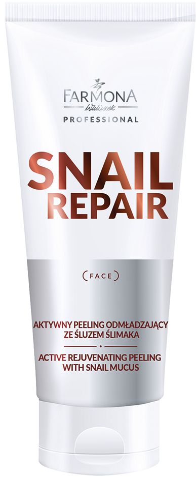 Peeling enzymatyczny ze śluzem ślimaka Farmona Professional Snail Repair 200 ml