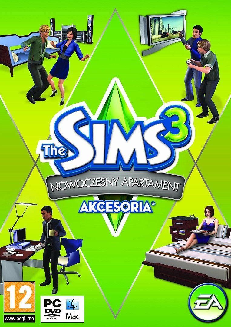 The Sims 3: Nowoczesny Apartament (PC) klucz Origin