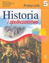 Historia i Społeczeństwo 5 Podręcznik
