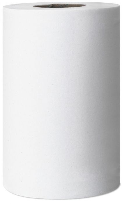 Czyściwo papierowe Tork Reflex  do średnich zabrudzeń w roli, białe