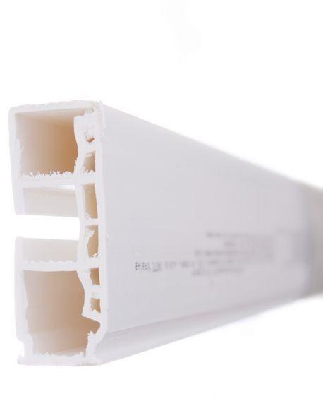 Szyna sufitowa GK1 1-torowa biała 180 cm