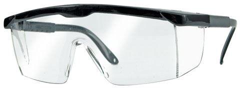 Okulary ochronne zauszniki regulowane CE