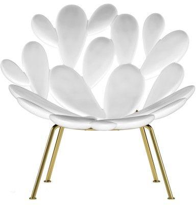 Fotel Filicudi biały