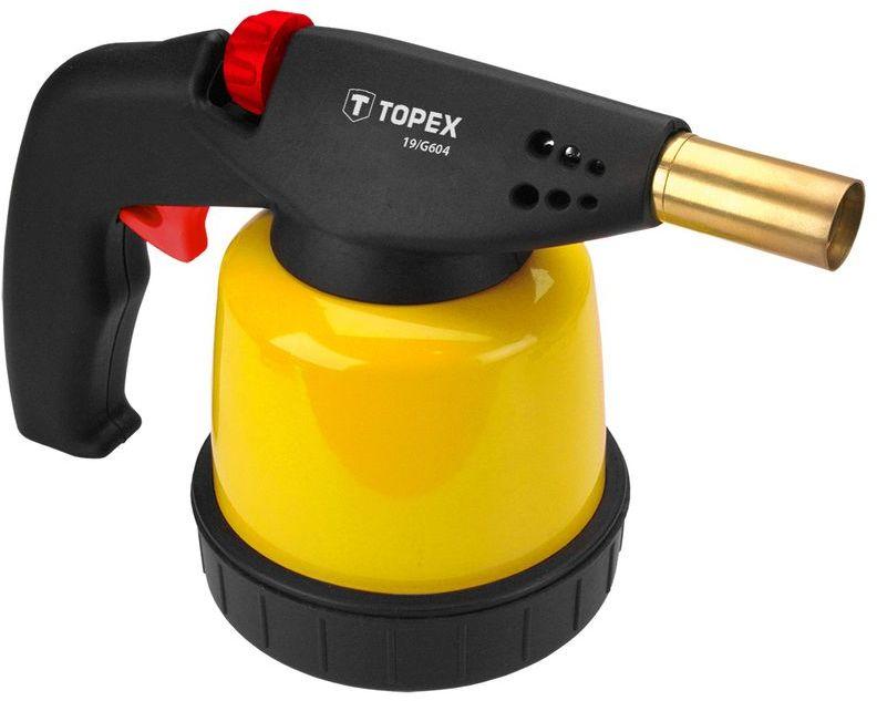 Lampa lutownicza gazowa 1.9 kW na naboje 190 g zapłon piezo 44E141