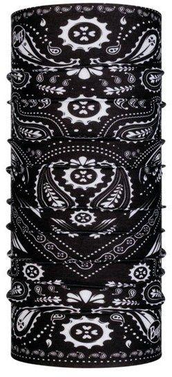 BUFF Chusta wielofunkcyjna ORIGINAL US BUFF CASHMERE BLACK - Cashmere black