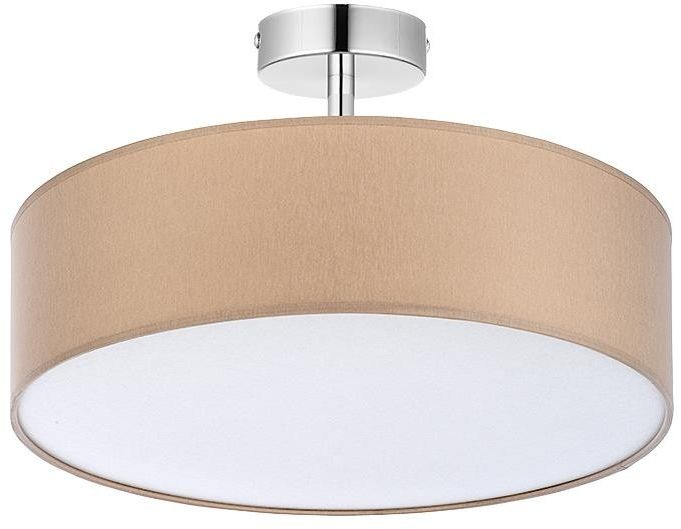 Rondo lampa sufitowa 4 punktowa beżowa 4031 - TK Lighting // Rabaty w koszyku i darmowa dostawa od 299zł !