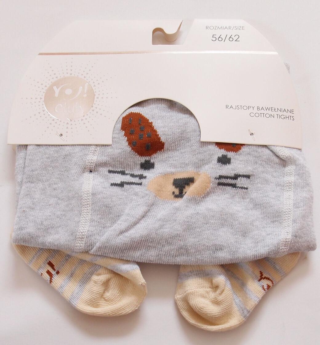 Rajstopki niemowlęce z Panią Zajączkową