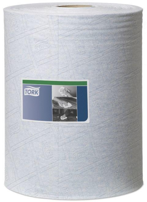 Czyściwo włókninowe wielozadaniowe Tork Premium w roli niebieskie