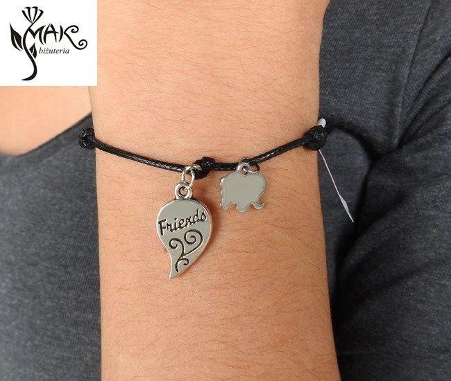 BR919 bransoletki dla przyjaciółek best friends forever