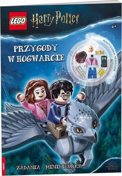 Lego Harry Potter Przygody w Hogwarcie - Opracowanie zbiorowe