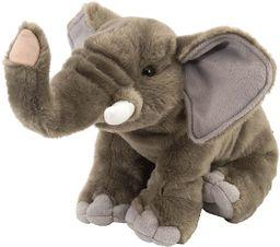 Wild Republic 11498 pluszowy słoń, Cuddlekiny, pluszowe zwierzątko, 30 cm