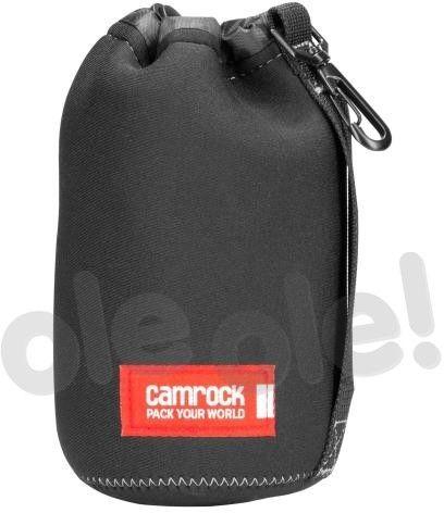 Pokrowiec na obiektyw Camrock City Grey L180