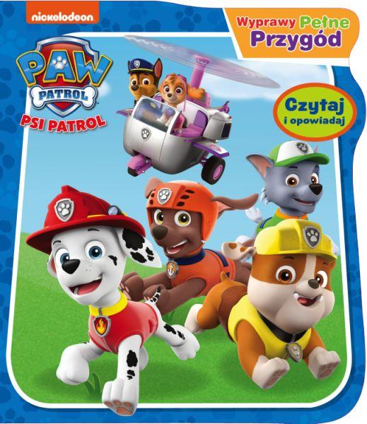 Psi Patrol Wyprawy pełne przygód 1