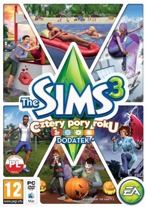 The Sims 3 Cztery Pory Roku (PC) klucz Origin