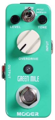 Mooer MOD 1 Green Mile Overdrive efekt gitarowy