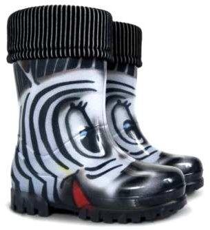 DEMAR I kalosz zebra