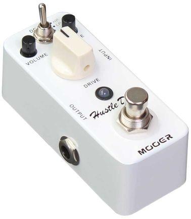 Mooer MDS 2 Hustle Drive - Distortion efekt gitarowy