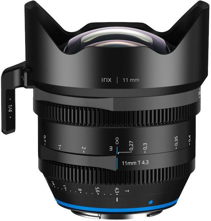 Obiektyw Irix Cine 11mm T4.3 dla PL-mount Metric