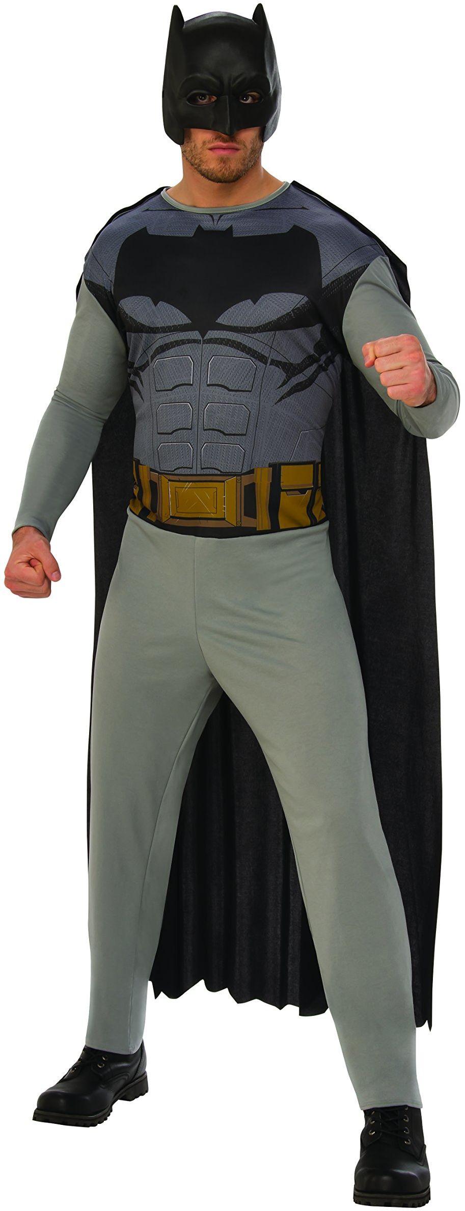 Batman  kostium dla dorosłych, XL (Rubies Spain 820960-Xl)
