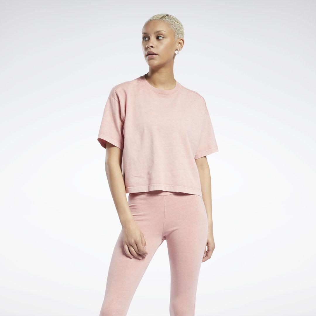 Krótka koszulka Reebok Classics Natural Dye