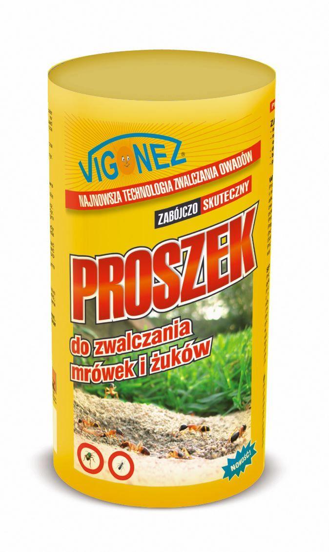 Trutka-proszek do zwalczania mrówek i żuków 100g