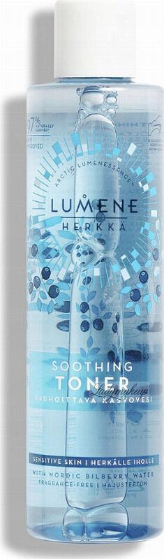LUMENE - HERKKA - Soothing Toner - Delikatny tonik do twarzy - 200 ml